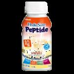 Abbott PediaSure 1.0 Cal Peptide-Based for Children,Ready to Feed, Unflavored Institutional, 8fl oz Bottle,24/Case,62123