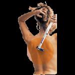 Maddak Roll Easy Lotion Applicator,12″ x 8″ x 1″,Each,F741330050