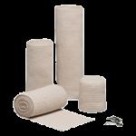 McKesson Medi-Pak Performance Woven Non-Sterile Elastic Bandages,4″ x 5 yd,10/Pack,13-214