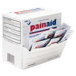 McKesson PainAid Pain Reliever Refill Tablets,Refill Tablets,100/Pack,1707