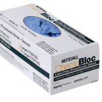 Kendall Chemobloc Non-Sterile Nitrile Gloves,Large,100/Pack,CT5073G