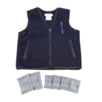 Weighted Vest,Large, For Age: 7 to 11,Each,3953L