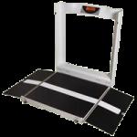 Brandt Wheelchair Double Ramp Digital Scale,39″ x 59.75″ x 42.25″,Each,WCS102