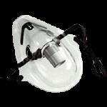 Allied Aerosol Mask,Pediatric,50/Case,64093