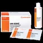 Smith & Nephew Uni-Solve Adhesive Remover,Wipes,1000/Case,402300