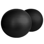 Aeromat Fitness Ball,55cm, Black,Each,38104