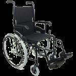 Karman Healthcare High Strength Aluminum Ultra-Lightweight Wheelchair,Each,LT-980