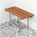 13620163638Teakworks4u-ADA-Compliant-Wall-Mount-Burmese-Teak-Shower-Bench-with-Drop-Down-Legs