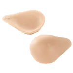 Anita Care Silicone Prosthesis Bilateral Full Form,Size 04,Each,1022X-007