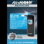 Q3 Innovations Alcohawk Elite Slim Breathalyzer,4.5″ x 1.63″ x 0.75″ (127 mm x 45 mm x 19 mm),Each,Q3I-2700