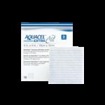 Convatec Aquacel Ag Extra Hydrofiber Dressing,4″ x 5″ (10cm x 12cm), Rectangle,Each,420677