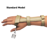 Norco Standard Wrist Support With Universal Cuff,Adult, 3-1/2″ to 4″ (8.9cm to 10cm), Right,Each,NC35334