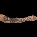 LympheDudes Kraken Compression Arm Sleeve And Gauntlet,Each,KRAKEN