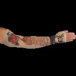 LympheDudes Wild Compression Arm Sleeve And Gauntlet,Each,WILD
