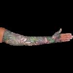 LympheDivas Glamazon Compression Arm Sleeve And Gauntlet,Each,GLAMAZON
