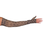 LympheDivas Speakeasy Compression Arm Sleeve And Gauntlet,Each,SPEAKEASY