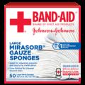 1492015327Johnson___Johnson_Band-Aid_First_Aid_Mirasorb_Gauze_Sponge