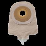 Hollister Premier One-Piece Extended Convex Pre-cut Beige Urostomy Kit with Flextend skin barrier,3/4″ (19mm),5/Pack,8492