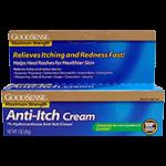 GoodSense Hydrocortisone Anti Itch Cream,1oz, Tube,24/Pack,LP54164