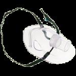 Medline Elongated Aerosol Masks,Adult,50/Case,HCS4630B