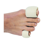 Pedifix Tubular Foam Toe Bandage,Large, 12 inches length x 1 inch diameter,6/Pack,8137-1