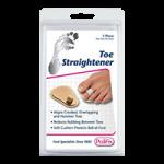 Pedifix Podiatrists Choice Toe Straightener,Single-Toe, One size fits most,Each,P55