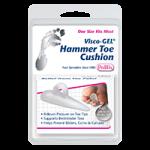 PediFix Visco-Gel Hammer Toe Cushion,Universal, One Size Fits Most,Each,P53-U