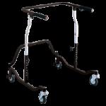 Drive Wenzelite Posterior Safety Walker/Roller,Each,DRVCE1200BK