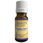 Amrita Aromatherapy Angelica Root Essential Oil,1000ml, Bottle,Each,EO3063