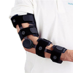 Aircast Mayo Clinic Elbow Brace,Left Arm Brace,Each,05E-L