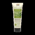 Avalon Organics Shave Cream,Peppermint,Each,055629-0