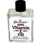 Cococare E Antioxidant Body Oil,1fl oz,Each,4200
