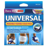 Carex Thera-Med Universal Cold Pack,0.5″H x 14″W x 5.33″D,24/Case,TMF10120