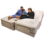 Flex-A-Bed Premier Twin Adjustable Bed,Each,FABSTBASE