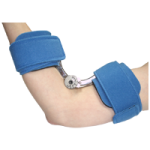 Comfyprene Spring Loaded Goniometer Elbow Orthosis,Each,ESG-101-CP