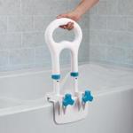 Homecraft Height Adjustable Tub Grab Bar,Tub Grab Bar,Each,81611094