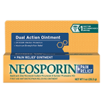Johnson & Johnson Consumer Neosporin Ointment,1 oz Tube,Each,1026434