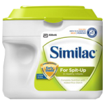Abbott Similac Spit-Up Formula With Iron,Unflavored, Ready to Feed, 1qt (946mL), Bottle,6/Case,56728