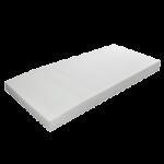 Proactive Protekt 400 Pressure Redistribution Foam Mattress,Protekt 400 Plus, With 3″ Raised Rails, 36″L x 80″W x 9″H,Each,81045