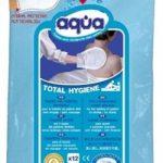 Cleanis Aqua Total Hygiene waterless wash gloves,waterless wash gloves,12/Pack,C4628209