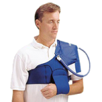 Aircast Shoulder Cryo/Cuff AutoChill System,Shoulder Cryo/Cuff AC System, 32″ to 48″ (81cm to 122cm),Each,12A20B