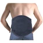 Bodymed Cold Compression Therapy Back Wrap,With Cold Pack Insert,Each,ZZRCCBCK