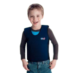 Fun And Function Weighted Compression Vest,Red, X-Large,Each,WR1838