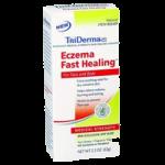 TriDerma Eczema Fast Healing Cream,2.2oz, Tube,Each,54025
