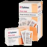 Safetec Single Ointment,0.9g, Pouch,2000/Case,53604