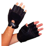 Rolyan Workhard Open Finger Glove,X-Large, Right, Circumference Below MCPs: 9-3/4″ (24.8cm) and Above,Each,A38268