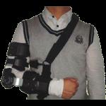 Comfortland Premium Universal Elbow Brace,Right,Each,CK-700-R