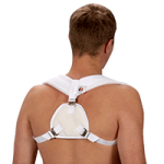 Core Clavicle Splint,Small, For Chest Size 28″ to 32″,Each,CLR-6230-SML