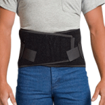Core CorFit Industrial Back Belt,Small,Each,LSB-7500-SML