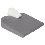 Core Spine Saver Posture Wedge,Gray,Each,LTC-5403-GR